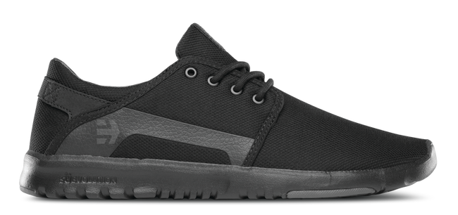 SCOUT KIDS - BLACK/GREY/BLACK - hi-res | Etnies