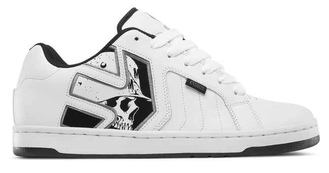 METAL MULISHA FADER 2 - WHITE/BLACK/GREY - hi-res | Etnies