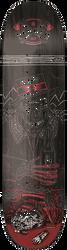 FLIP SKATEBOARD DECK - BLACK/RED - hi-res | Etnies