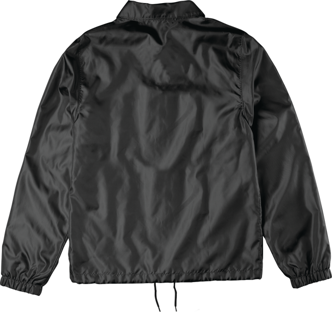 FLIP SIDE COACH JACKET - BLACK - hi-res | Etnies
