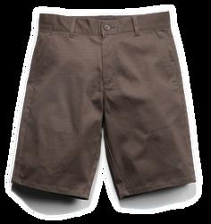 E1 Chino Short (Slim) - BROWN - hi-res | Etnies