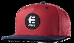Rook Snapback Hat - BURGUNDY - hi-res | Etnies
