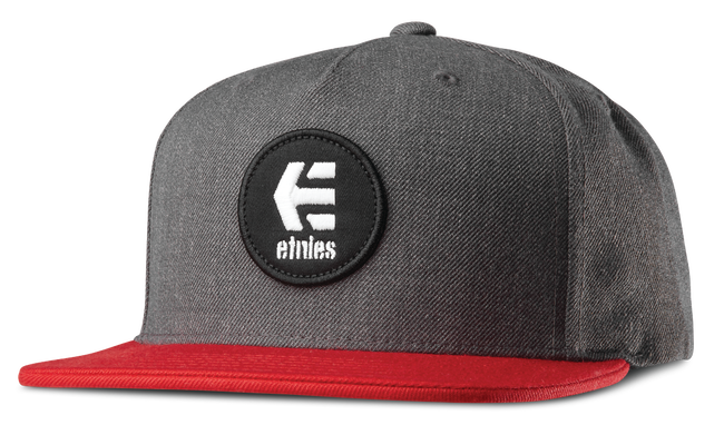 Rook Snapback Hat Youth -  - hi-res | Etnies