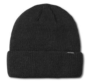 WAREHOUSE BEANIE - BLACK - hi-res | Etnies