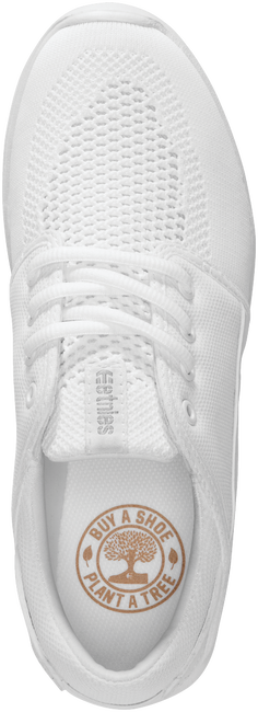 Scout Womens Yarn Bomb - WHITE/WHITE/LIGHT GREY - hi-res | Etnies