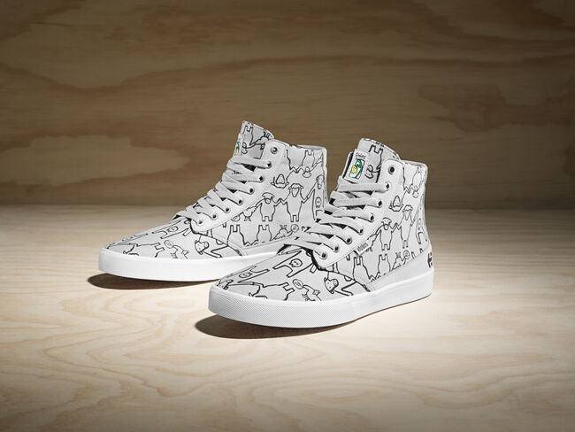 JAMESON HT - GREY/BLACK/SILVER - hi-res | Etnies
