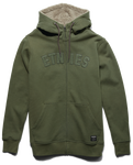 SUMMIT SHERPA ZIP - OLIVE - hi-res | Etnies