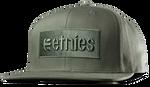 CORP BOX SNAPBACK - OLIVE - hi-res | Etnies
