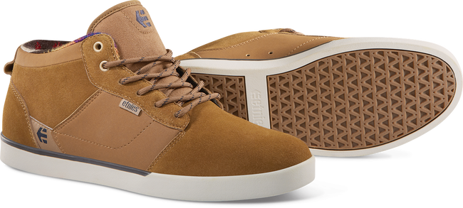 Jefferson Mid SMU - BROWN - hi-res | Etnies