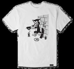 TUFF CAT - WHITE - hi-res | Etnies