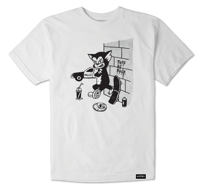 TUFF CAT - WHITE - hi-res | Etnies
