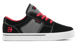 BARGE LS KIDS - BLACK/GREY/RED - hi-res | Etnies