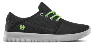 SCOUT KIDS - BLACK/LIME - hi-res | Etnies
