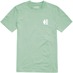 SCRIPTY SHORT SLEEVE - MINT - hi-res | Etnies