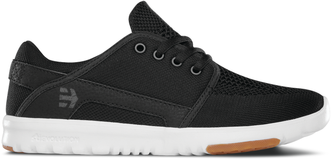 Scout Womens Yarn Bomb - BLACK/WHITE/GUM - hi-res | Etnies