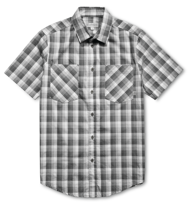Casmynn Short Sleeve - CHARCOAL - hi-res | Etnies
