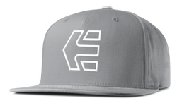 Icon 7 Snapback Hat - GREY - hi-res