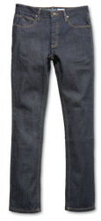 E2 Straight Denim - INDIGO RAW - hi-res