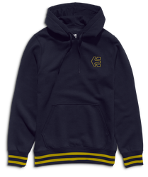 E-Corp Pull Over - NAVY/YELLOW - hi-res | Etnies