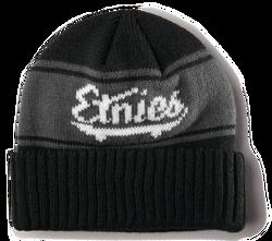 STRIFE BEANIE - BLACK/GREY - hi-res | Etnies