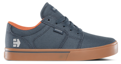 BARGE LS KIDS - DARK BLUE/GUM - hi-res | Etnies