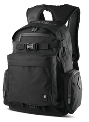 Solito Backpack - BLACK - hi-res | Etnies