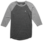 LEAD OFF RAGLAN - GREY/GREY - hi-res | Etnies