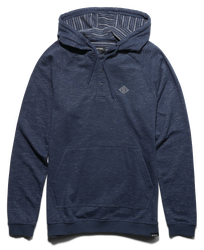 COAVA HOODED HENLEY - DARK NAVY - hi-res | Etnies