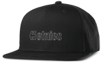 Corporate 5 Snapback Hat -  - hi-res | Etnies