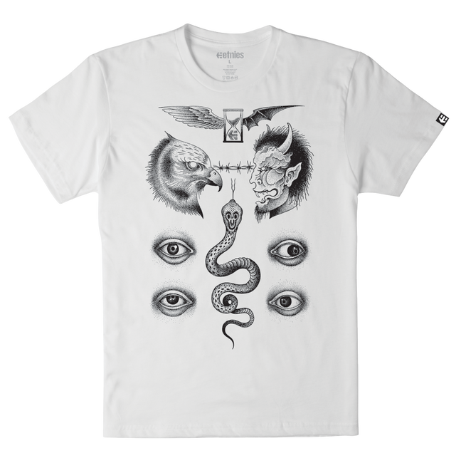 Devil Stare -  - hi-res   Etnies