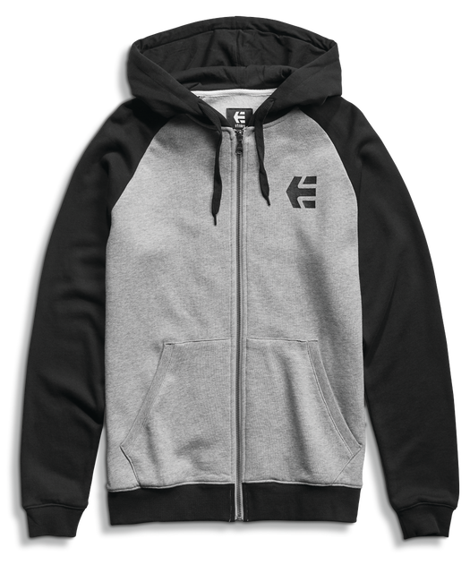 E-CORP ZIP - GREY/HEATHER - hi-res | Etnies
