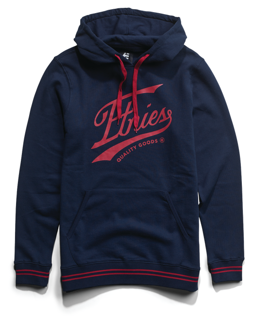 HOME GAME PULLOVER - NAVY - hi-res | Etnies