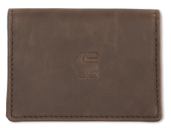Willinger Wallet - BROWN - hi-res | Etnies