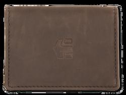 Willinger Wallet - BROWN - hi-res | Etnies