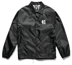Marana Coach Jacket - BLACK - hi-res | Etnies