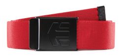 Staplez Belt - RED/BLACK - hi-res | Etnies