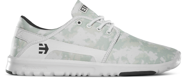 SCOUT X GRIZZLY - WHITE - hi-res | Etnies