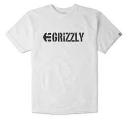 GRIZZLY LOCK TEE - WHITE - hi-res | Etnies