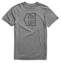 ICON OUTLINE - GREY - hi-res | Etnies