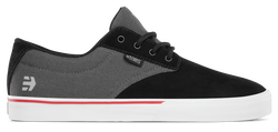 Jameson Vulc - BLACK/DARK GREY/SILVER - hi-res | Etnies