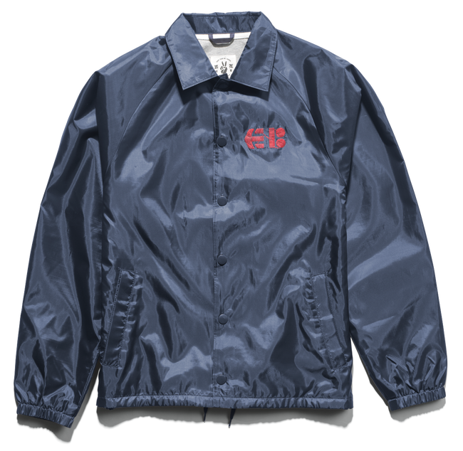 NEEDLE COACH JACKET -  - hi-res | Etnies
