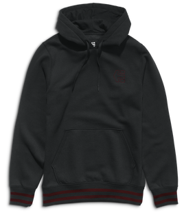 E-CORP PULL OVER - BLACK/RED - hi-res | Etnies