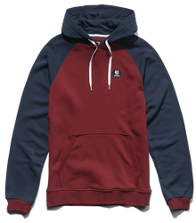 E-Base Pull Over - BLOOD RED - hi-res