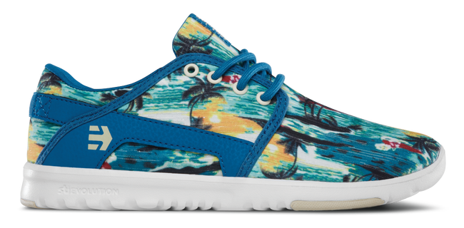 Scout Womens Coco Ho - GREEN/BLUE - hi-res | Etnies