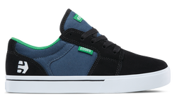 BARGE LS KIDS - BLACK/BLUE/WHITE - hi-res | Etnies
