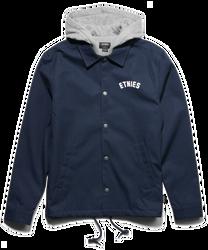 KEYSTONE COACH JACKET - DARK NAVY - hi-res | Etnies