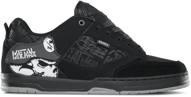 Metal Mulisha Cartel - BLACK/SKULLS - hi-res | Etnies