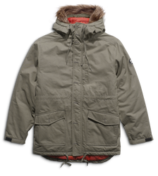Maxxwell Jacket - ASH - hi-res | Etnies