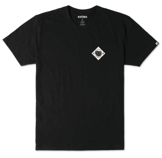 TWO HEADED WOLF TEE -  - hi-res | Etnies