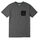 POCKET COLOR BLOCK - CHARCOAL/HEATHER - hi-res | Etnies